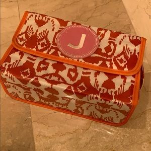 Toss Designs cosmetic case